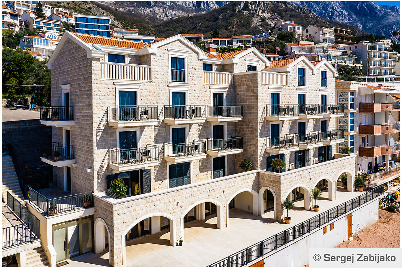 Architectural Photography in Montenegro